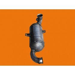 Filtr DPF FAP + katalizator Citroen C5 1.6 Mk.2 (DV6TED4 ) 9/2004--