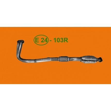 Katalizator Opel Vectra 1.8-2.0 1995-