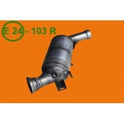 Katalizator + Filtr DPF FAP Mercedes C200 W204 2007-