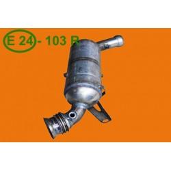 Katalizator + Filtr DPF FAP Mercedes C200 C220 W204