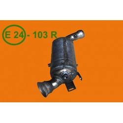 Katalizator + Filtr DPF FAP Mercedes E200 E220 W211