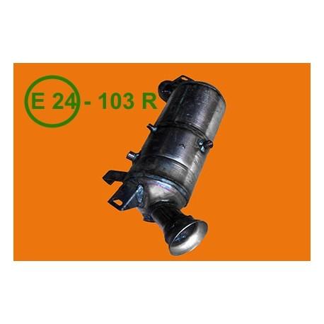 Katalizator Filtr DPF FAP Mercedes E W211 2.2CDI