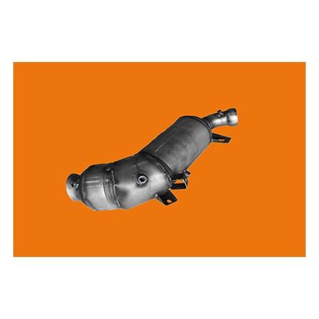 Katalizator + Filtr DPF FAP Mercedes W211 2.8 3.2 2002-2009