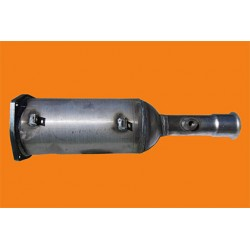 Filtr DPF FAP Peugeot 807 2.0  (DW10ATED4 ) 10/2002-