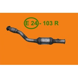 Katalizator Citroen C4 Peugeot 307 2.0 04-