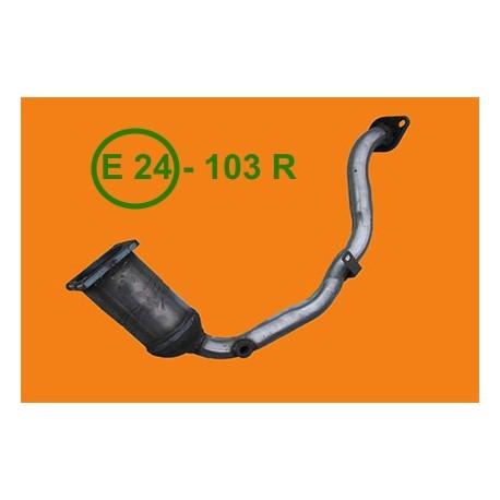 Katalizator Peugeot 307 1.4