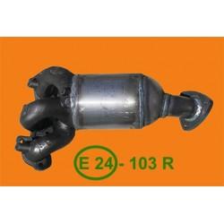 Katalizator Opel Astra/Corsa/Agila 1.0 przykolektorowy EURO 3