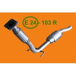 Katalizator VW/Seat Polo/Arosa 1.7-1.9 1997-