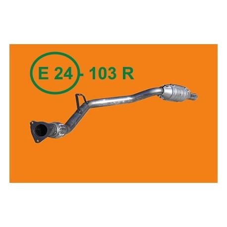 Katalizator Audi A4/A6 2.5 1999-