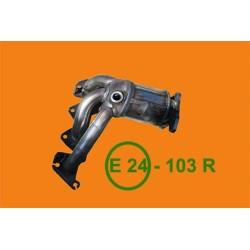 Katalizator Audi/Skoda/Seat/Volkswagen A2 Polo Lipo Ibiza 1,4 1,6
