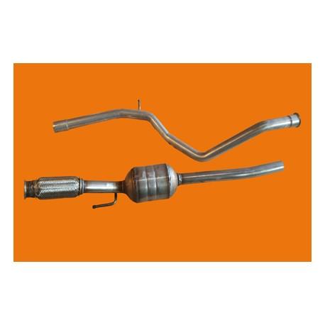 Katalizator Puegeot 307 Wagon 2.0TD 90hp RHY (DW10TD) 08/2000-