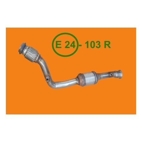 Katalizator Peugeot 806 2.0i  EW10J4 9/00-8/02