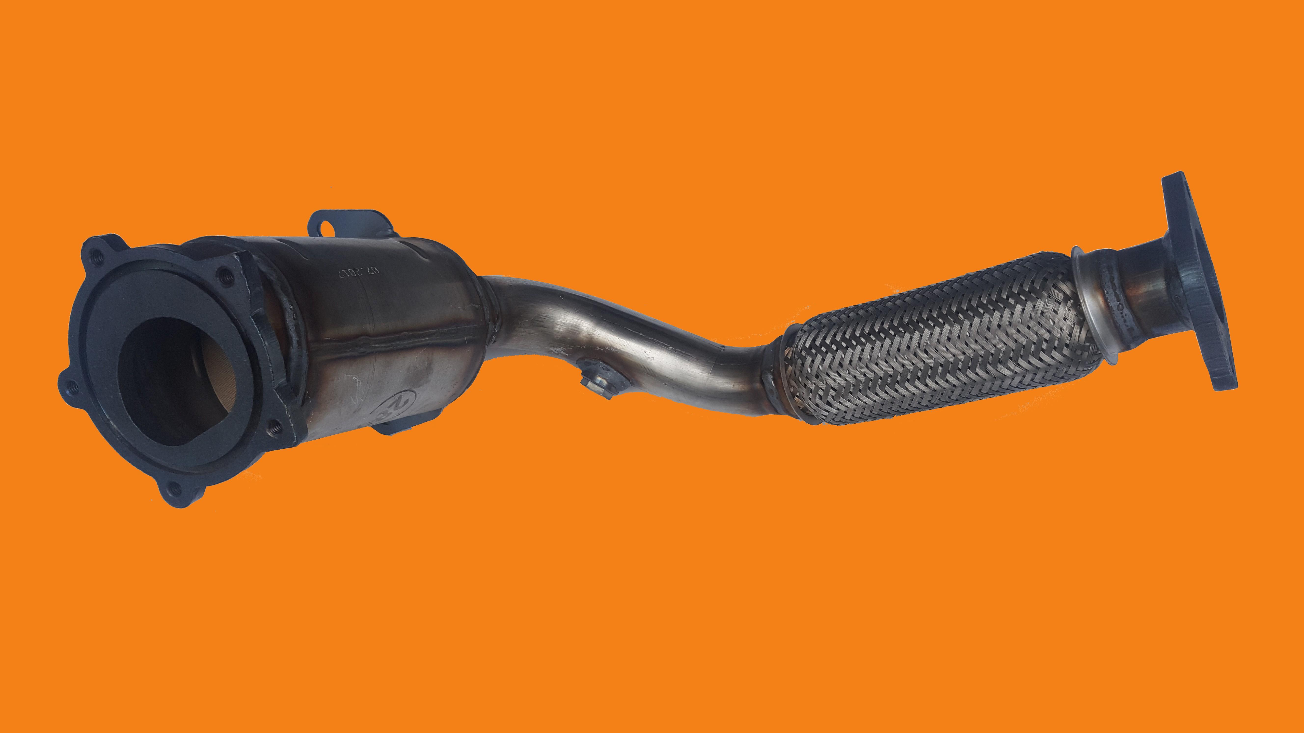 niezawodna jakość nowy styl tanio na sprzedaż Katalizator Ford Puma 1.7i MHA, MHB 1997/03-2002/06